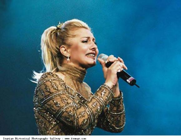 Googoosh at Hollywood Bowl