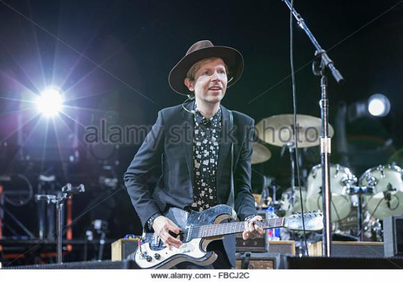 Beck at Hollywood Bowl