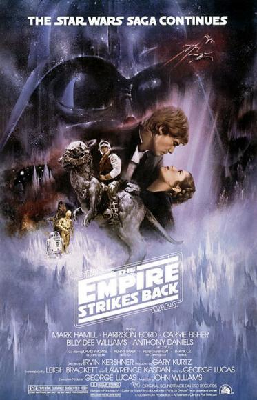 Star Wars Episode V - The Empire Strikes Back at Hollywood Bowl