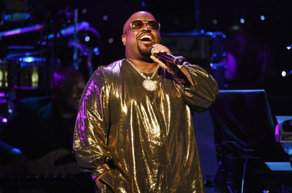 Charlie Wilson at Hollywood Bowl