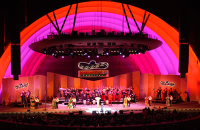 Mariachi USA at Hollywood Bowl