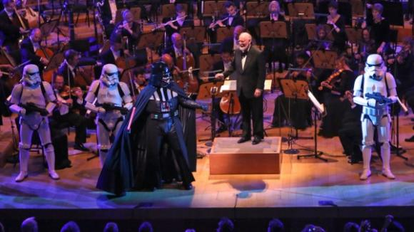 Los Angeles Philharmonic: John Williams - Maestro Of The Movies at Hollywood Bowl