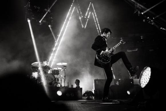 Arctic Monkeys at Hollywood Bowl
