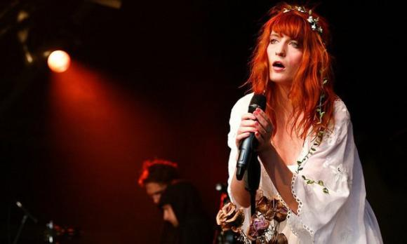 Florence and The Machine at Hollywood Bowl