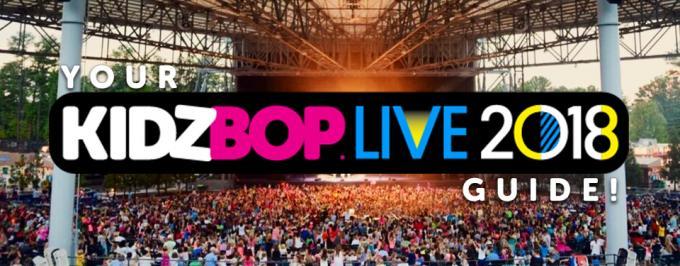 Kidz Bop Live at Hollywood Bowl