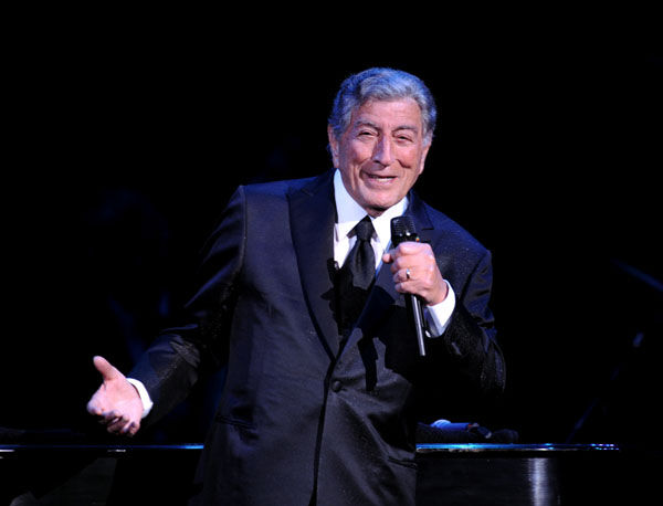 Tony Bennett at Hollywood Bowl