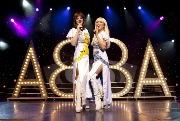 Abba The Concert at Hollywood Bowl