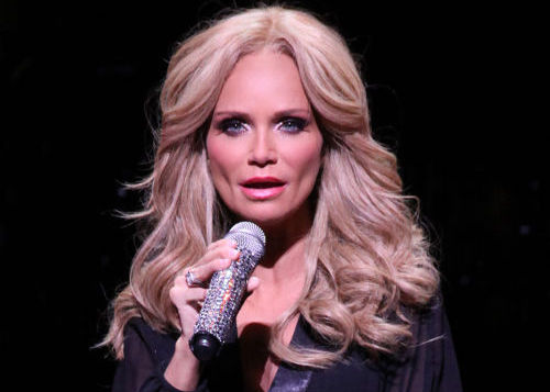 Kristin Chenoweth at Hollywood Bowl