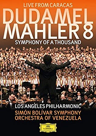 Los Angeles Philharmonic: Gustavo Dudamel - Mahler's 2nd  at Hollywood Bowl