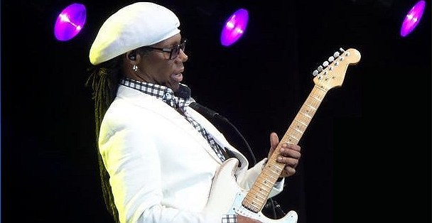 July 4th Firework Spectacular: Nile Rodgers & CHIC at Hollywood Bowl