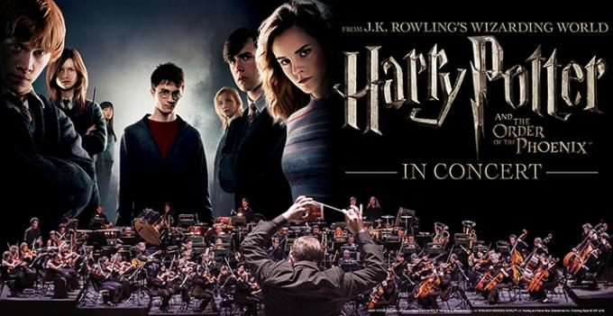 Harry Potter and the Order of the Phoenix - In Concert at Hollywood Bowl