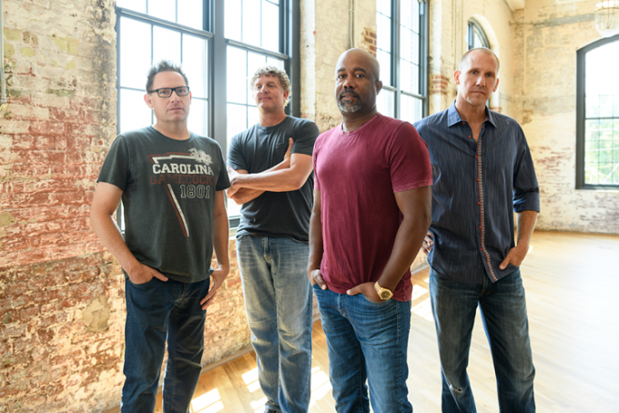 Hootie & The Blowfish & Barenaked Ladies at Hollywood Bowl