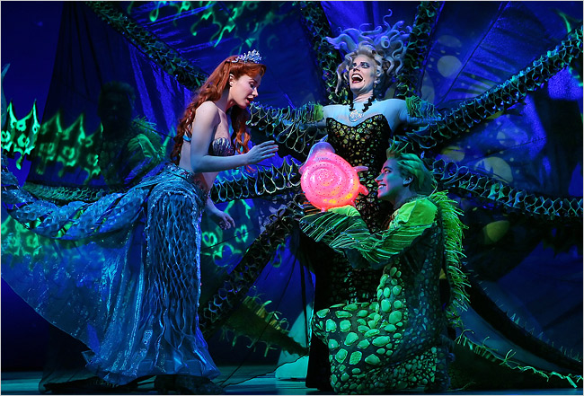 Disney's The Little Mermaid at Hollywood Bowl