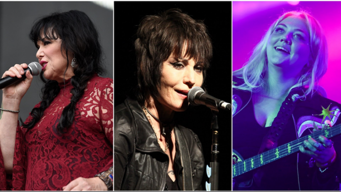 Heart, Joan Jett and the Blackhearts & Elle King at Hollywood Bowl