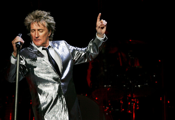 Rod Stewart at Hollywood Bowl