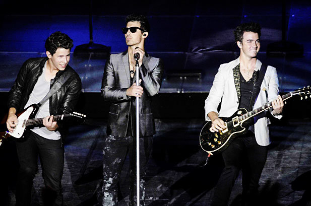 Jonas Brothers at Hollywood Bowl