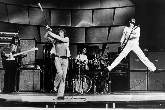 The Who at Hollywood Bowl