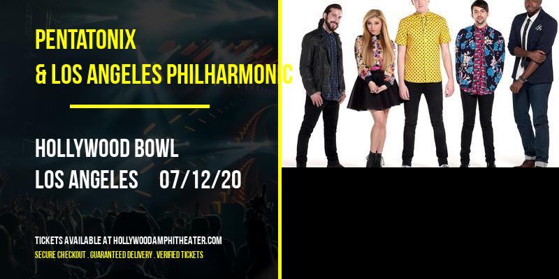 Pentatonix & Los Angeles Philharmonic at Hollywood Bowl
