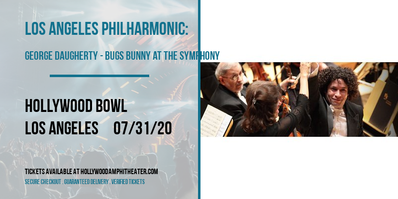 Los Angeles Philharmonic: George Daugherty - Bugs Bunny at the Symphony at Hollywood Bowl