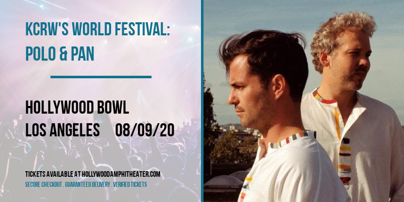 KCRW's World Festival: Polo & Pan at Hollywood Bowl