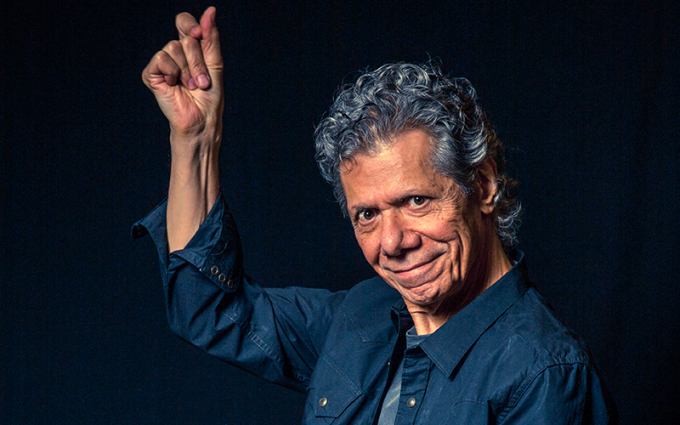 Chick Corea and The Spanish Heart Band & Ruben Blades at Hollywood Bowl