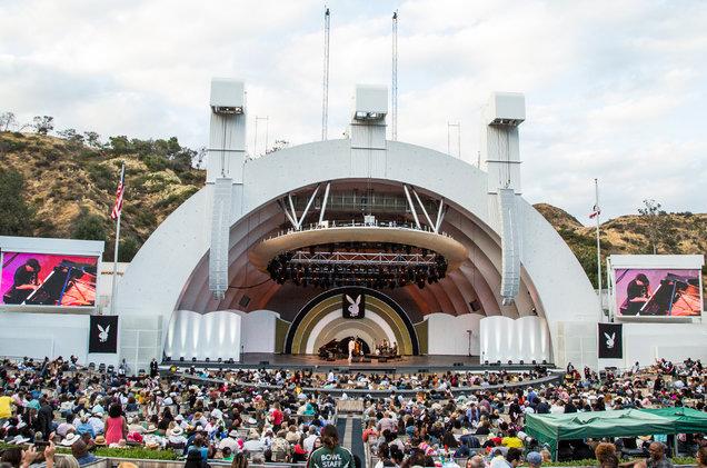 Playboy Jazz Festival - Saturday at Hollywood Bowl