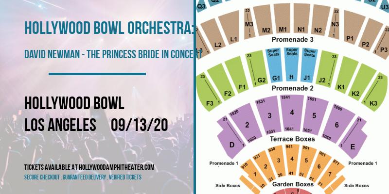 Hollywood Bowl Orchestra: David Newman - The Princess Bride in Concert at Hollywood Bowl