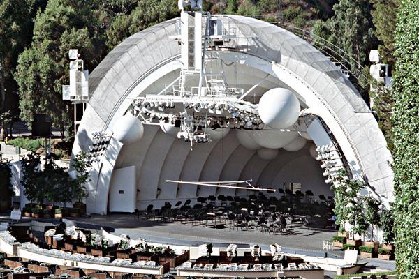 Smooth Summer Jazz: George Benson, Boney James, Kenny Lattimore & Mindi Abair at Hollywood Bowl