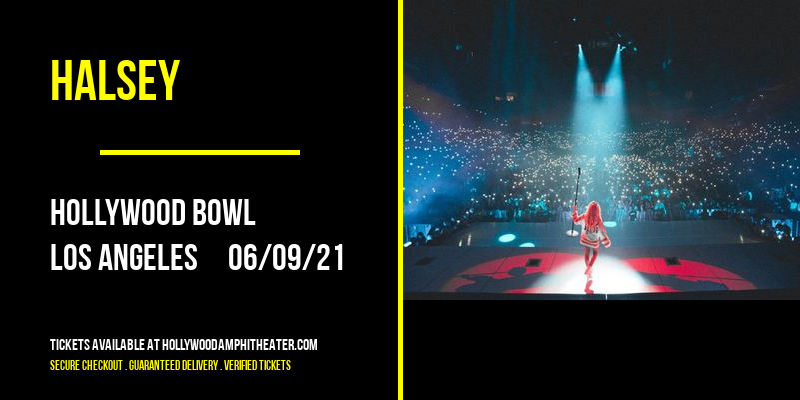 Halsey [CANCELLED] at Hollywood Bowl