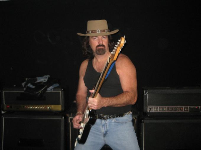 Russ at Hollywood Bowl