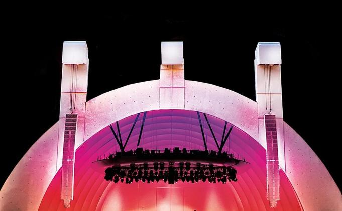 Kamasi Washington & Earl Sweatshirt at Hollywood Bowl