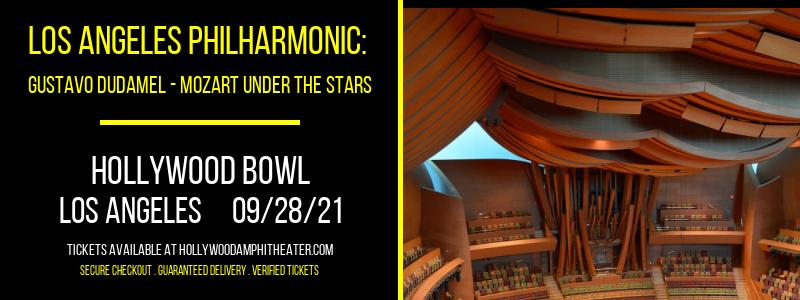 Los Angeles Philharmonic: Gustavo Dudamel - Mozart Under The Stars at Hollywood Bowl