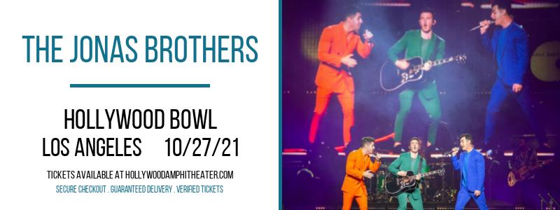 The Jonas Brothers at Hollywood Bowl