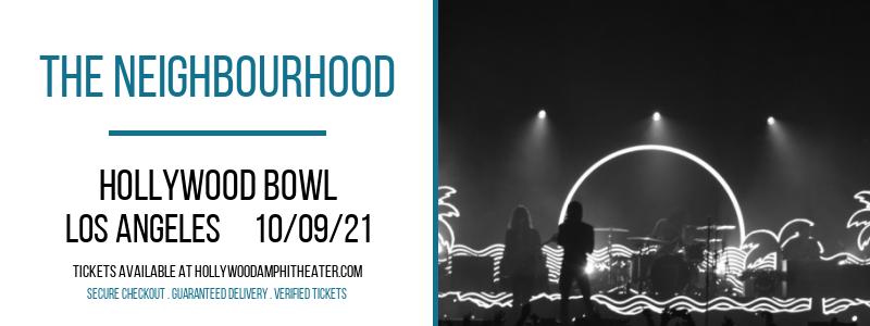 The Neighbourhood at Hollywood Bowl