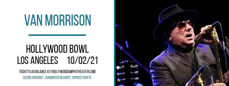 Van Morrison at Hollywood Bowl