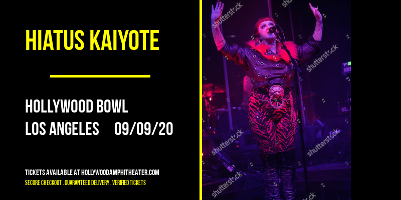 Hiatus Kaiyote at Hollywood Bowl