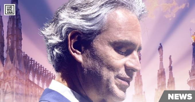 Andrea Bocelli at Hollywood Bowl