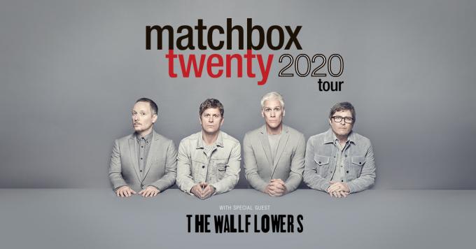 Matchbox Twenty & The Wallflowers at Hollywood Bowl