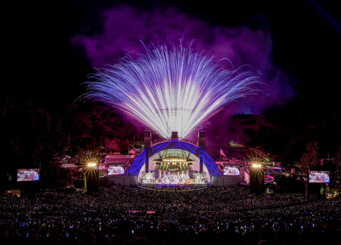 32nd Mariachi USA With Fireworks [CANCELLED] at Hollywood Bowl