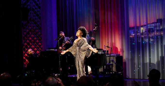 Ledisi Sings Nina Simone at Hollywood Bowl