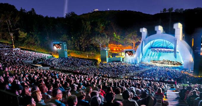 Reggae Night XIX: Ziggy Marley & Wailing Souls at Hollywood Bowl